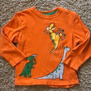 Jumping Beans Dinosaur long sleeve shirt